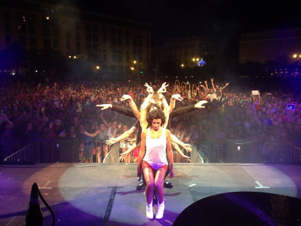 Merci pour cet inoubliable moment!!! Viva Corsica!!! Basgi!