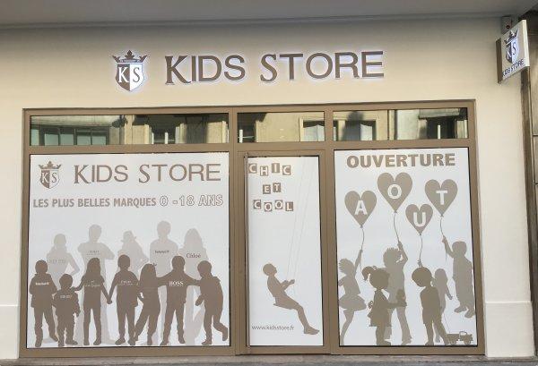 Kids Store boutique de vêtements bébés enfants adolescents à Tours