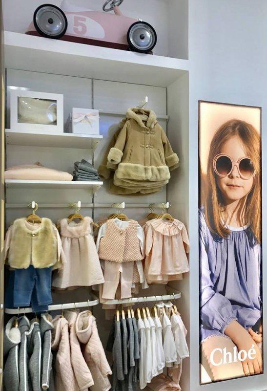 Chloé vêtements enfants Kids Store Tours
