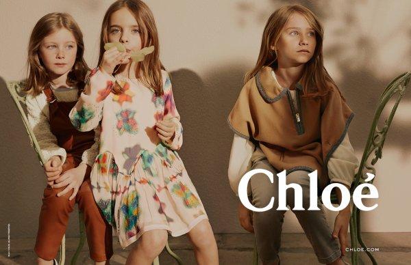 Chloé vêtements luxe pour enfants à Tours Kids Store
