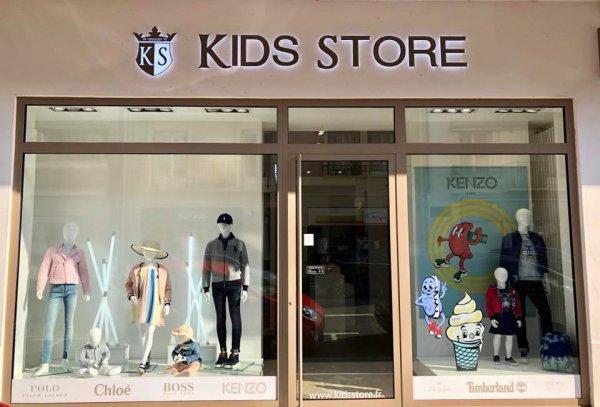 Nouvelles collections Kenzo, Boss, Chloé, ralph Lauren, Lili Gaufrette, ... à Kids Store Tours