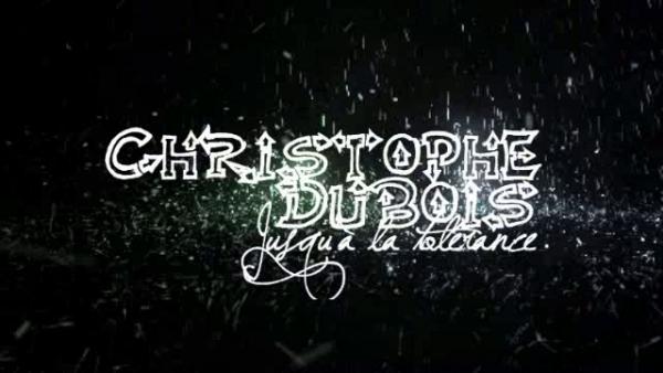 """Avant-Première de l'album de Christophe Dubois """"Jusqu'à la tolérance"""""""