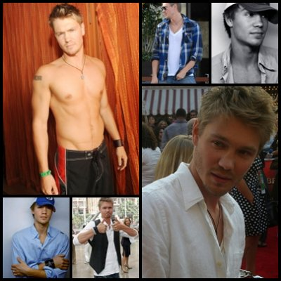Chad Michael Murray alias Lucas Scott