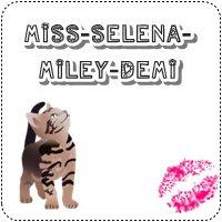 Blog de Miss-Selena-Miley-Demi