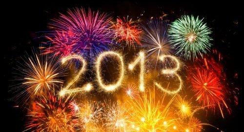 Bonne année a tous le monde