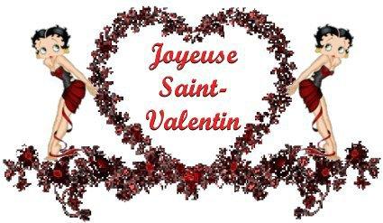 Joyeuse St Valentin a tout le monde ;)