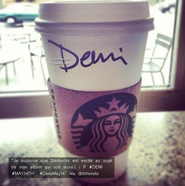 .           Photos Twitter poster par Demi.L ou des amies.                                                    .