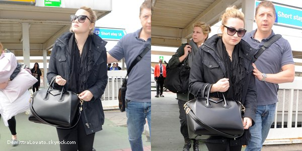 01 Juin Demi.L était l'aéroport d'Heathrow à LONDRES destination l'Allemagne.