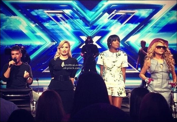 19 Juin Les auditions pour « X-Factor » on continué cette fois à Long Ysland. (New York)