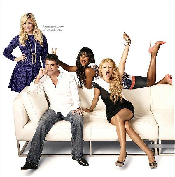 Découvre les 2 premières photos officiel pour la promotion de la saison 3 de X-Factor.