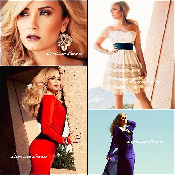 "Quelques photos pour ""Latina Magazine"""
