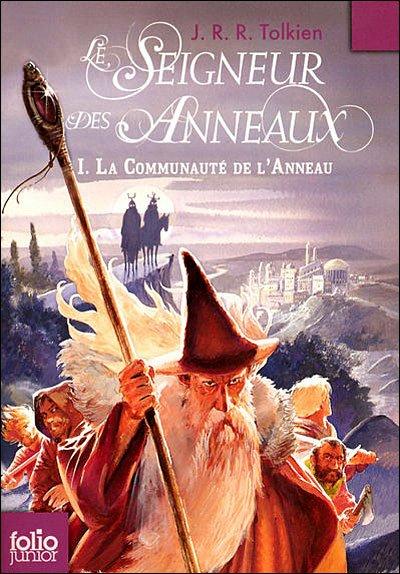 Le seigneur des Anneaux, La communauté de l'anneau, J.R.R Tolkien
