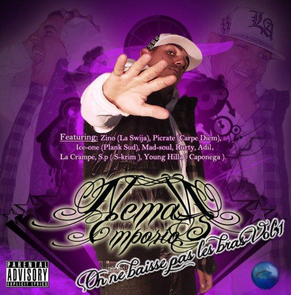 On ne baisse pas les bras Vol'1 / NEW!!! La nuit - Néman feat Young hilla ( caponeg'z ) & SP ( Sk-krym ) (2012)