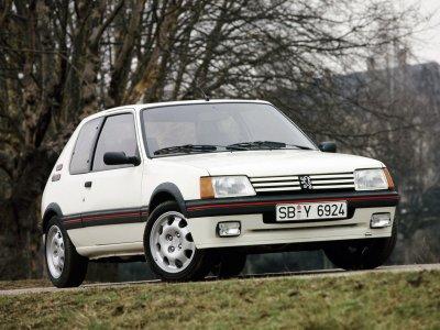 Peugeot 205 1983
