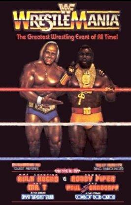 WrestleMania  1985