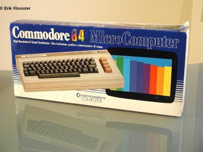 Commodore 64 1984
