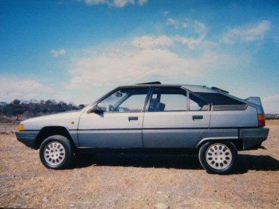 Citroën bx 1982