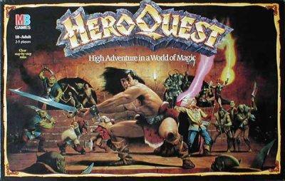 heroquest 1989