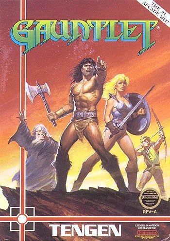 Gauntlet 1985