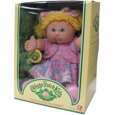 le cabbage patch kids 1983