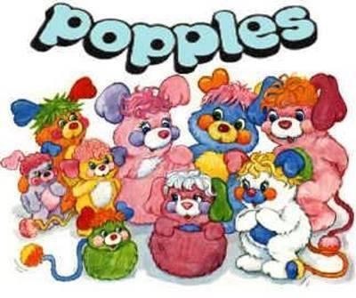les popples 1986