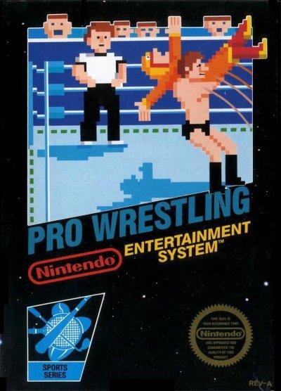 pro wrestling 1986