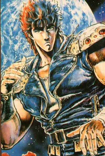ken le survivant 1983