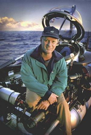 Robert Duane Ballard retrouve l'epave du titanic en 1985