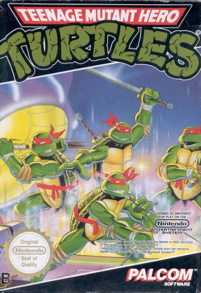 Teenage Mutant Hero Turtles 1989