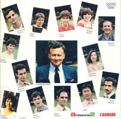 Le Petit Théâtre de Bouvard 1982