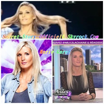 ARTICLE SUR MARIE GARET LA GAGNANTE DE SECRET STORY 5 !