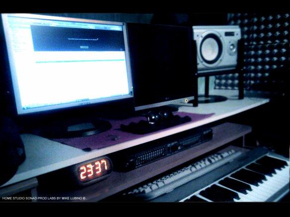 MON HOME STUDIO SONAD PROD 604 RECORDING