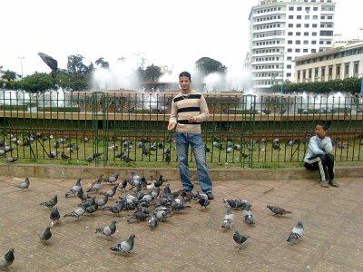 A la place Mohamad V