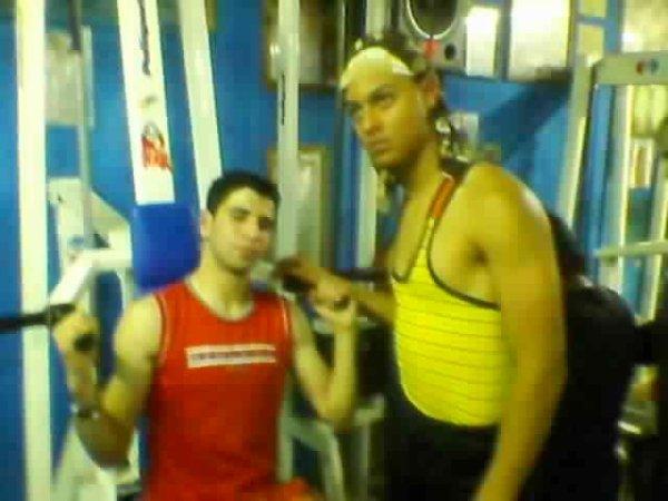yassine vs driss 2011