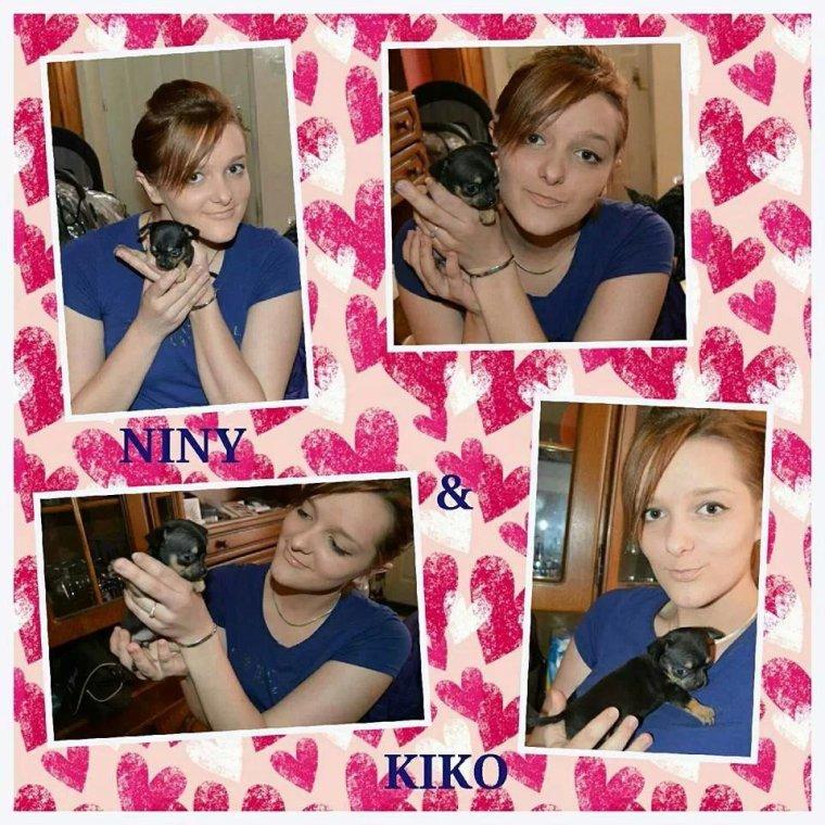 Kiko et sa maman