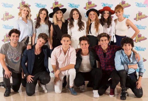 Photo 2 du OS de Soy Luna: La grande excurcion