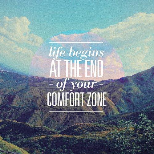 les changements m'ont apris à sortir de ma zone de confort et aller vers les autres