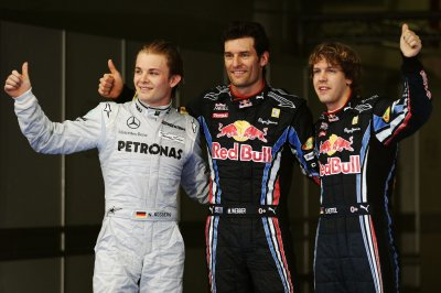 My Top 5 Favorites Drivers in F1 - Because they are my favorites drivers