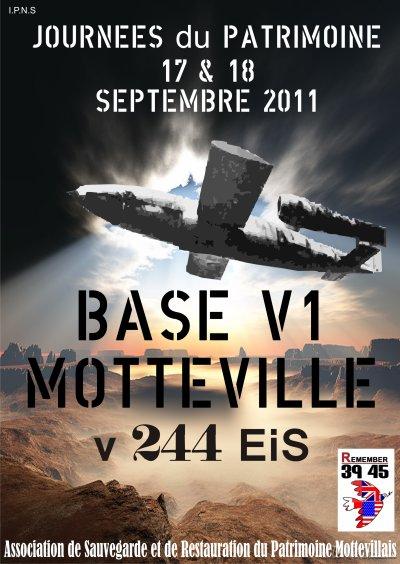journée du patrimoine du 17 & 18 septembre 2011