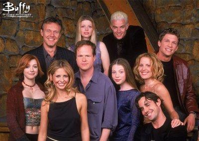 Joss Whedon et son équipe