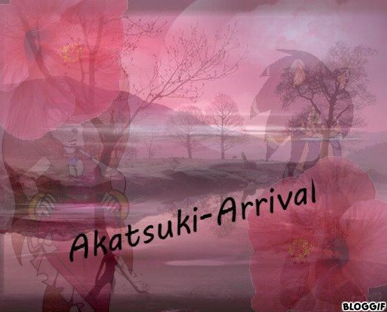 Akatsuki Arrival : Résumé