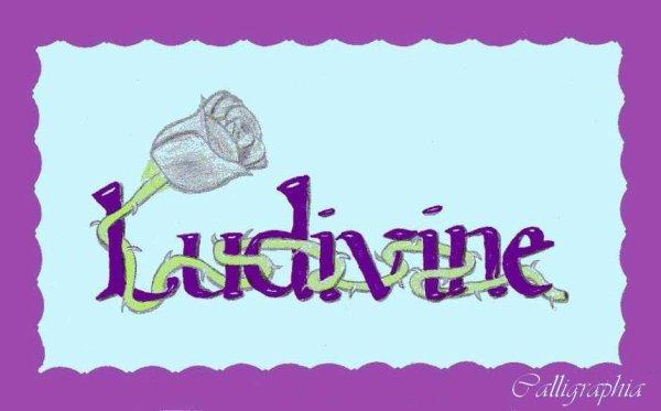 Ludivine, Magali et autres prénoms 2007-2008