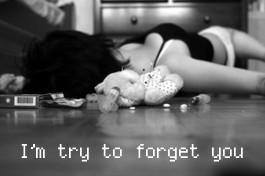 dich nie vergessen