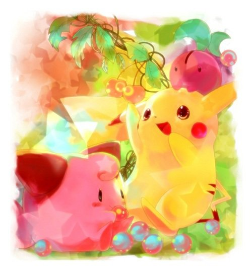 Pokecute
