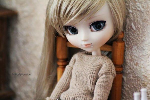 .* Ma première Pullip : Miyouki