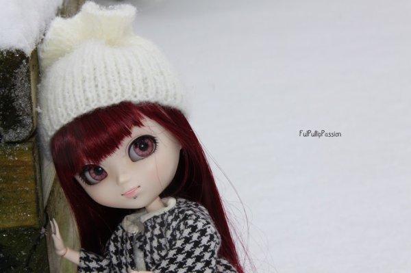 """""""Mon coeur est devenus aussi froid, qu'un hiver en Russie..."""". (1)."""