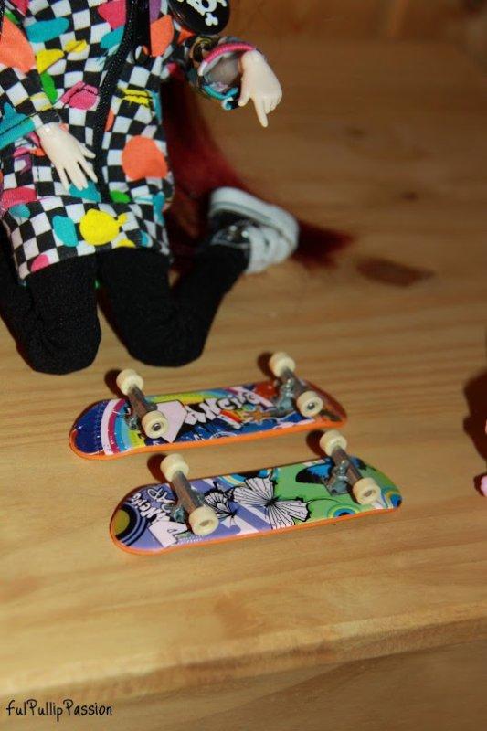 """Skate attitude !"""
