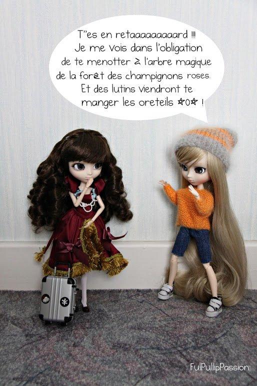 """""""Une arrivée qui fait parler !""""."""