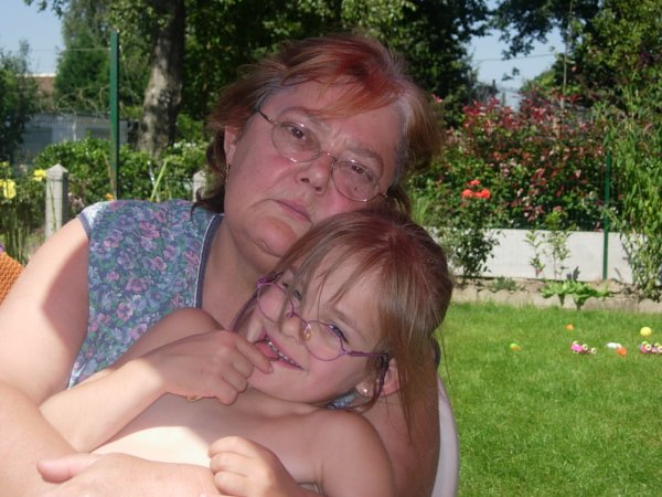 Ma tite maman d'amour