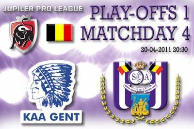 4 journée de play-off 1